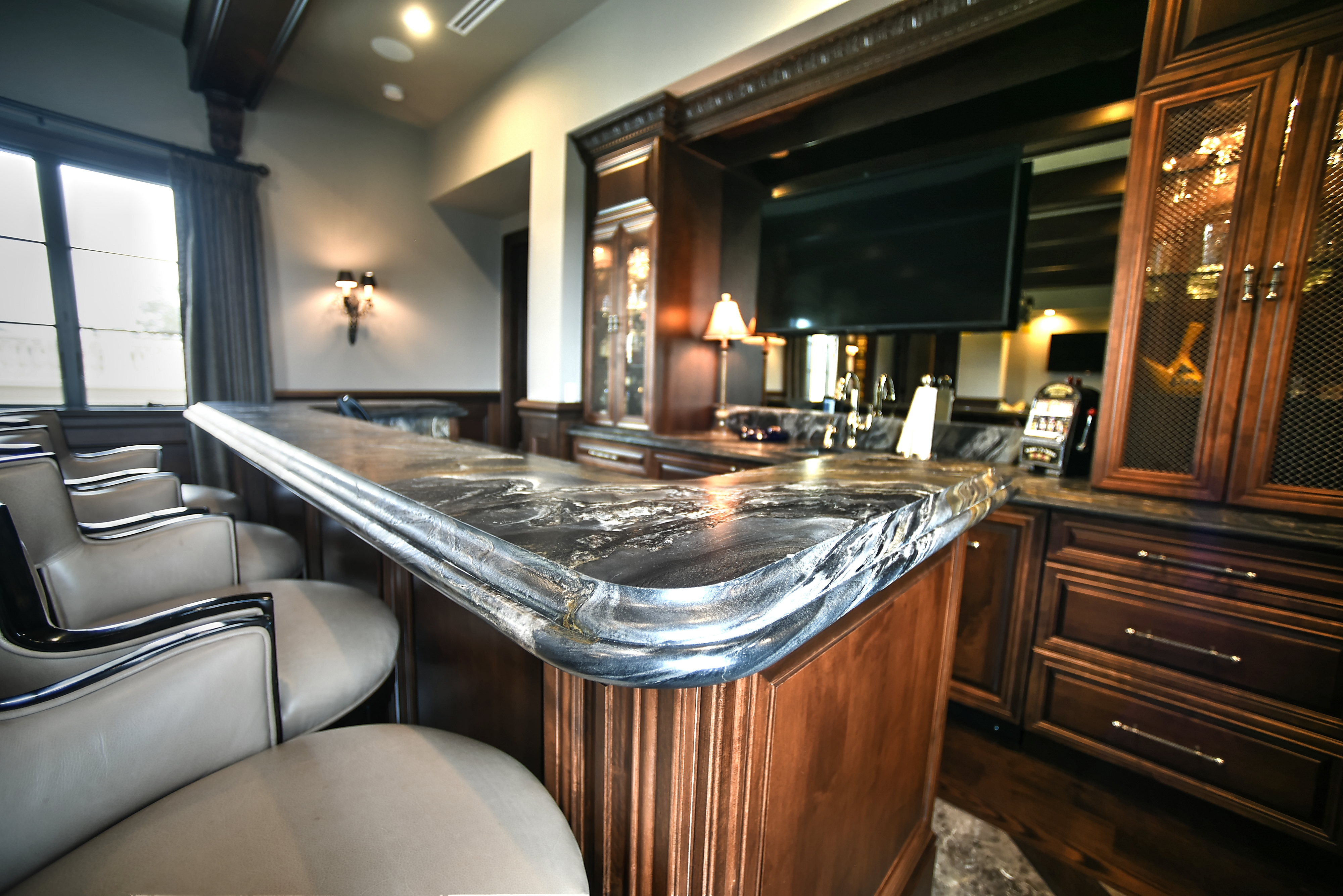 Continental Granite Kitchens 37