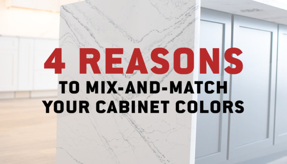 Cabinet Colors Title